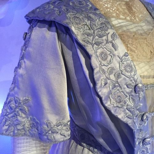 Up Close: Liberty & Co. Afternoon Dress, c.1903