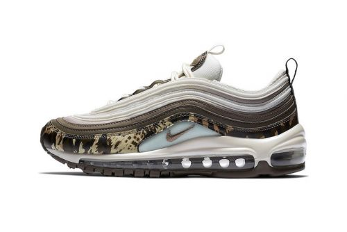 Nike Set to Release a New Air Max 97 Camo Pack