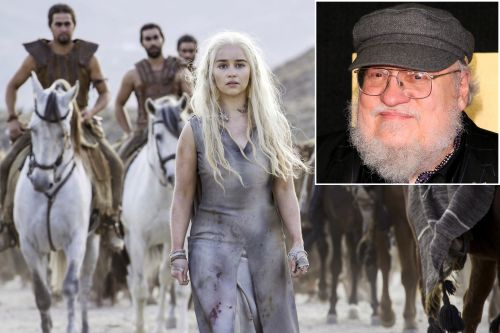 Stop teasing 'Game of Thrones' fans, George R. R. Martin