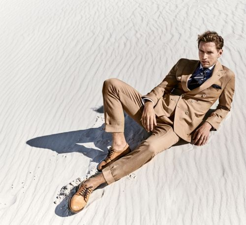 Wanderlust Dreams: Robertas Aukstuolis & Hugo Sauzay Travel to South Africa with Brunello Cucinelli