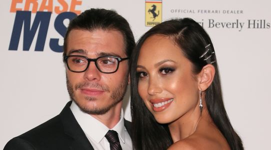 We Still Can't Believe 'DWTS' Pro Cheryl Burke Is Marrying '90s Heartthrob Matthew Lawrence