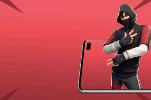 Samsung Reveals Exclusive Galaxy S10+ 'Fortnite' Skin