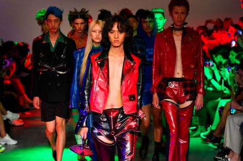 PRIVATE POLICY Fused Asian Heritage with Aggro Punk for Spring/Summer 2019