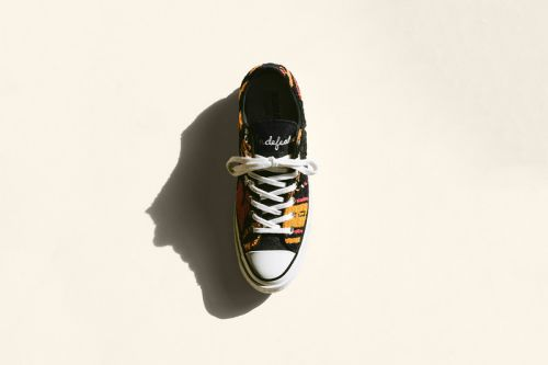 UNDEFEATED & Converse Team up for a Varsity Jacket-Inspired '70 Ox
