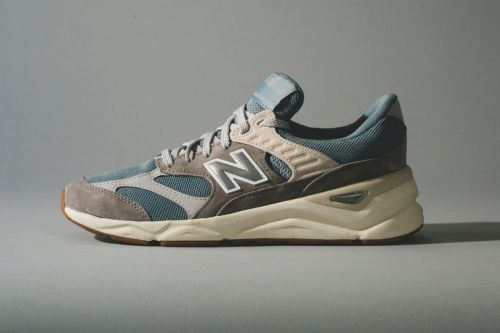 "New Balance Wraps the X-90 in ""Cyclone/Marblehead"""