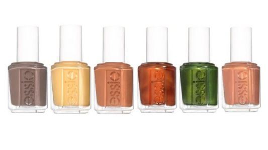 "Essie's Fall Nail Polish Features a Totally New ""Velvet"" Formula"