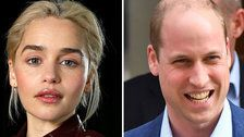 Emilia Clarke Introduced Herself To Prince William In A Pretty Embarrassing Way