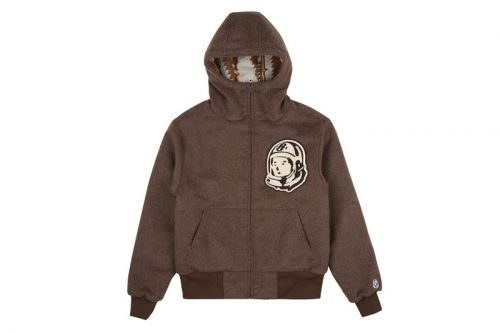 Billionaire Boys Club EU Drops Limited-Edition Reversible Hoodie
