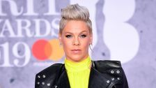 Pink Defends Photo Of Kids Running In Holocaust Memorial As 'Celebration Of Life'