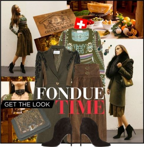 My Look: Fondue Time