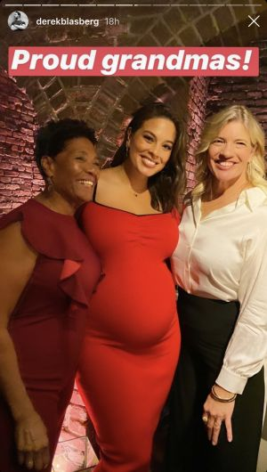 Ashley Graham's Baby Shower Included Tattoos, Piercings and Manicures - and We're a Little Jealous
