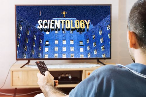 The Scientology TV network launches tonight