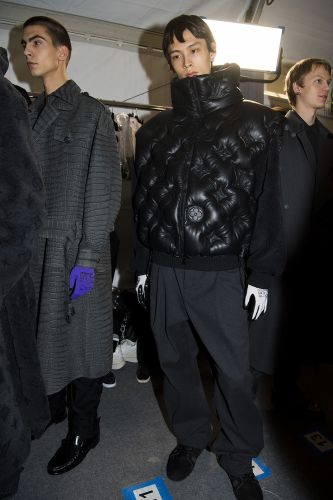Louis Vuitton: Menswear AW19