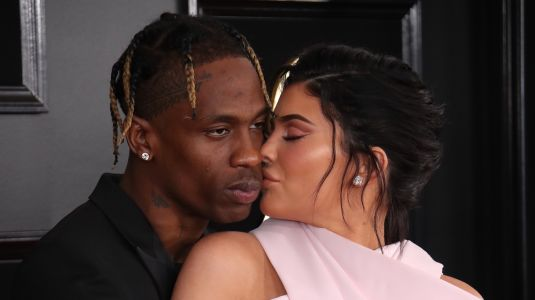 Travis Scott Calls Kylie Jenner a 'Goddess' in Sweet Instagram Post and We're Swooning