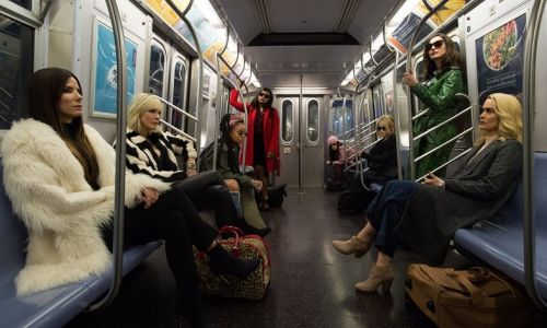 Watch the very cool trailer for Ocean's Eight