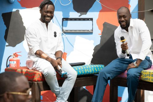 Global Black Excellence: Ghanaian Film And TV Directors Connect With U.S. Entertainment Gurus At ESSENCE Full Circle Festival