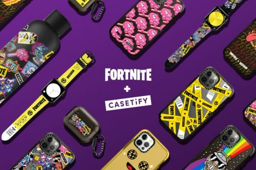 CASETiFY Unveils Its Upcoming Fortnite-Inspired Tech Accessories Collection