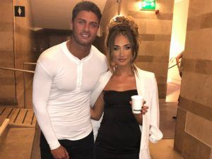 Have Megan McKenna And Mike Thalassitis Called Time On Their Romance?