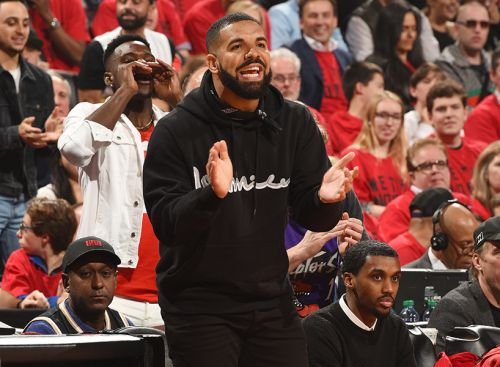 In Defence of Drake's Courtside Antics