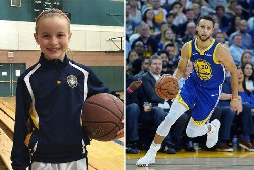 This 9-Year-Old Basketball Player Is Asking Steph Curry Why His