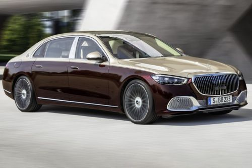 The New Mercedes-Maybach S-Class Is the Epitome of Luxury