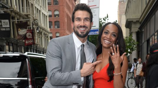'The Bachelorette' Rachel Lindsay and Bryan Abasolo Are Married 2 Years After Getting Engaged on the Show