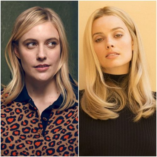 Greta Gerwig is writing the new Barbie movie, starring Margot Robbie