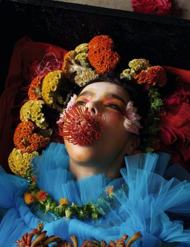 Listen to Björk's eclectic, hour-long radio mix