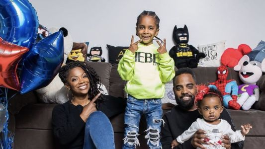 Kandi Burruss And Todd Tucker Celebrate Their Son Ace's 5th Birthday