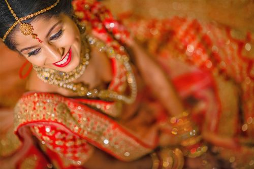 Rohini + Sagar DMV Indian Wedding