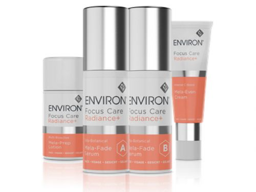 Environs RadianceRevolution is saving our skin!