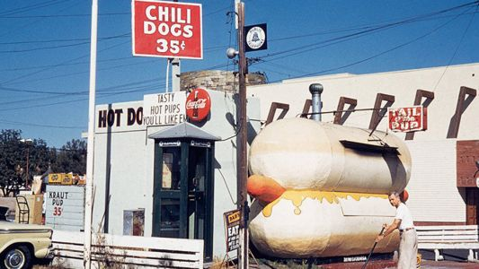 Exploring the most eccentric landscapes in Los Angeles