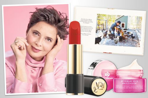 How Isabella Rossellini stays gorgeous