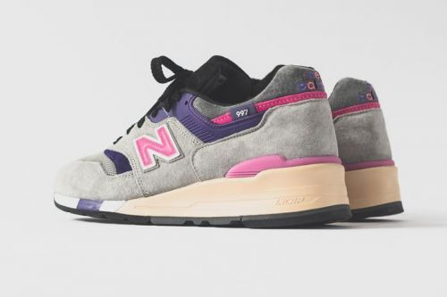 Ronnie Fieg Shares Upcoming KITH x United Arrows x nonnative x New Balance Sneakers
