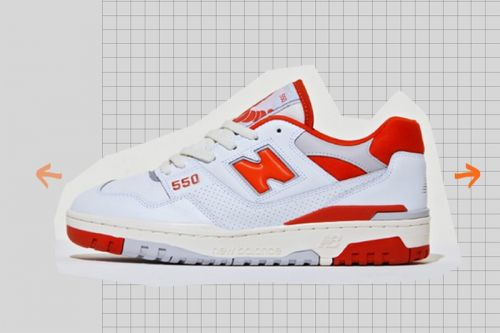 Size? x New Balance 550 Collaboration is Revealed