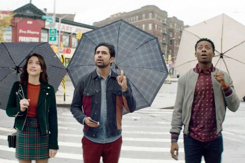 'God Friended Me' fall finale hits close to home for Miles
