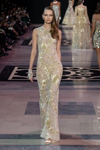 GEORGES HOBEIKA Haute Couture Spring Summer 2019 closely