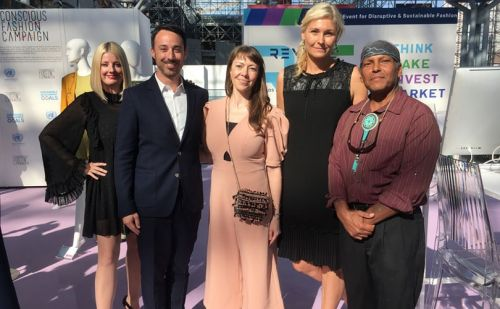United Nations at Coterie launches sustainability campaign