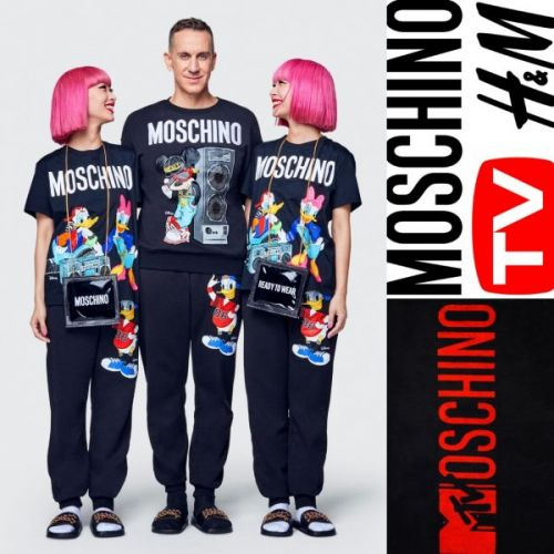 First Look at Moschino H&M