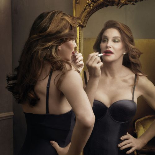Caitlyn Jenner stars in her M.A.C. Campaign
