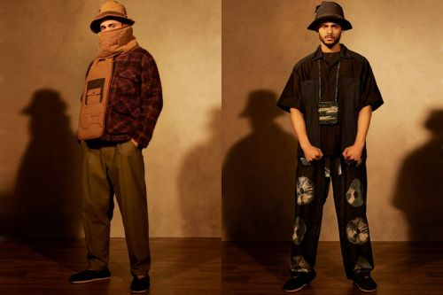 Black Culture and Martial Arts Inform Nicholas Daley's FW21 Collection