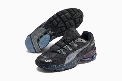 """NASA and PUMA Unveil """"Space Explorer"""" CELL Alien and RS-X Pack"""