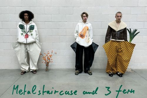 JW Anderson FW21 Worships Plants and Pants