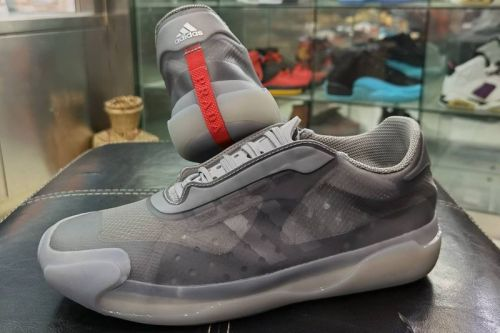 Prada and adidas' Latest A+P LUNA ROSSA 21 Is Dressed in Gunmetal Gray
