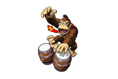 'Donkey Kong' Drums Peripheral May Be Coming to the Nintendo Switch