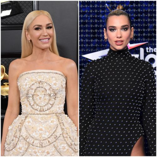 Not So Fast! Dua Lipa Mistakenly Called Blake Shelton Gwen Stefani's Husband and Her Reaction Was So Cute