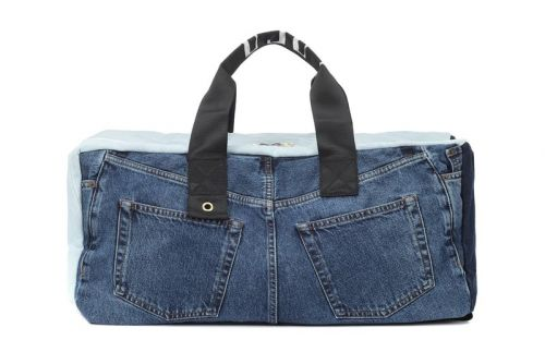 Acne Studios' SS19 Denim Tote Doubles as a Backpack