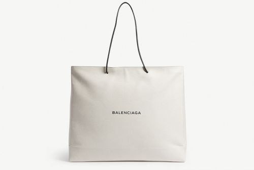 Balenciaga's Newest Shopping Bag Costs $2,190 USD This Time