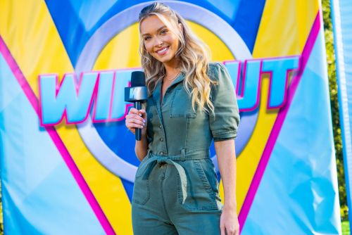 SI Swimsuit model Camille Kostek dives into new role on 'Wipeout'
