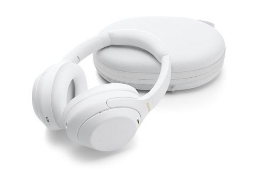 "Sony Drops Limited Edition Noise-Canceling WH-1000XM4 Headphones in ""Silent White"""